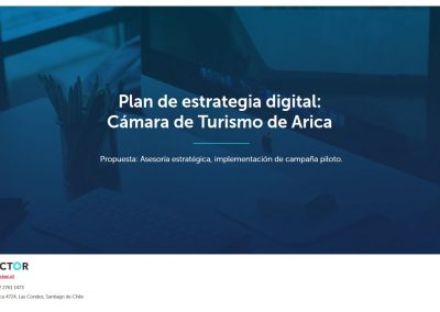 Plan Estrategia Digital CTA