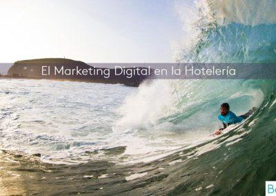 Marketing Digital en la Hotelería